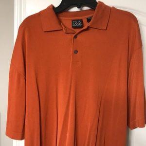 "Silk ""Polo"" shirt"